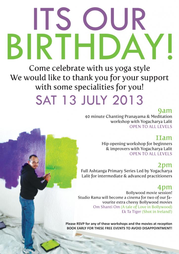 News | Himalaya Yoga Valley Centre Cork
